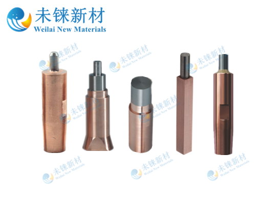 Resistance welding composite electrodes