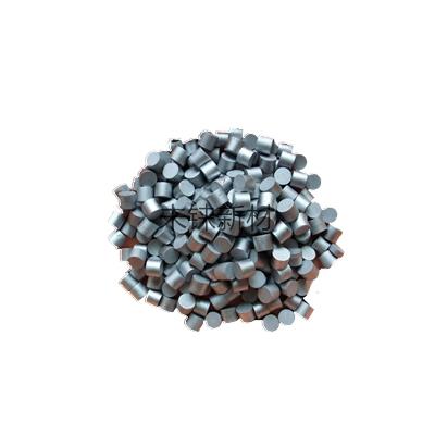 Rhenium pellet